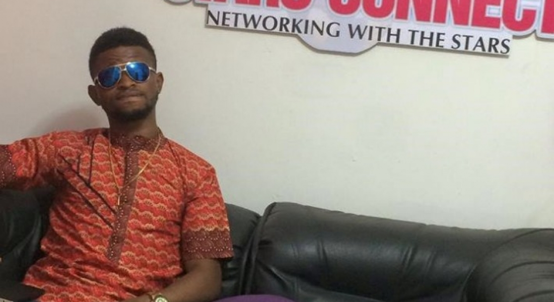 Meet Chisquo,  A Graphic Designer, Song writer And Artiste #StarsConnect