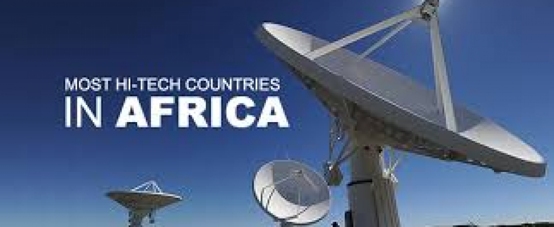 Technology Advanced Countries In Africa